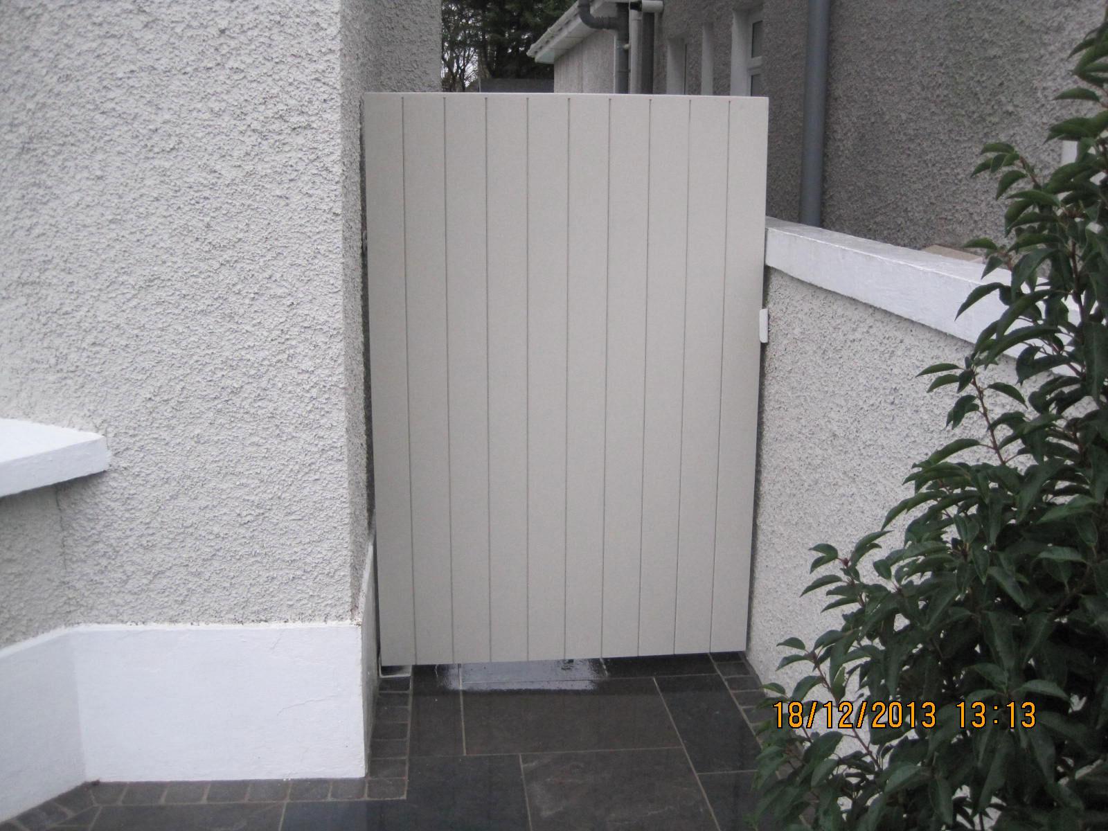 SideTeak gates TSG-15