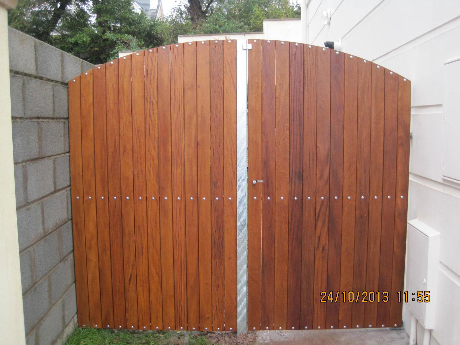 Side Teak gates TSG-16