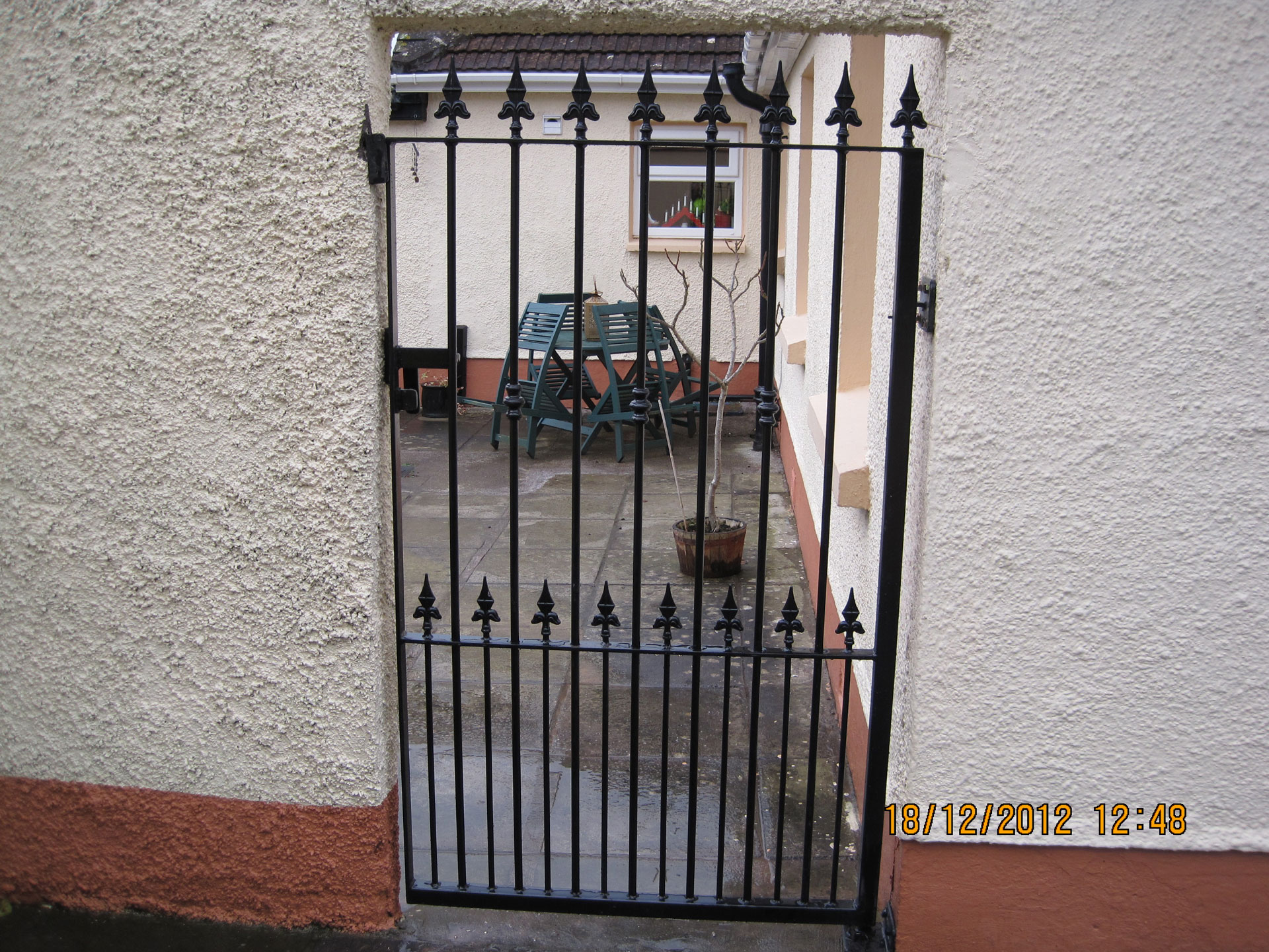 Wrought Iron Gates 9