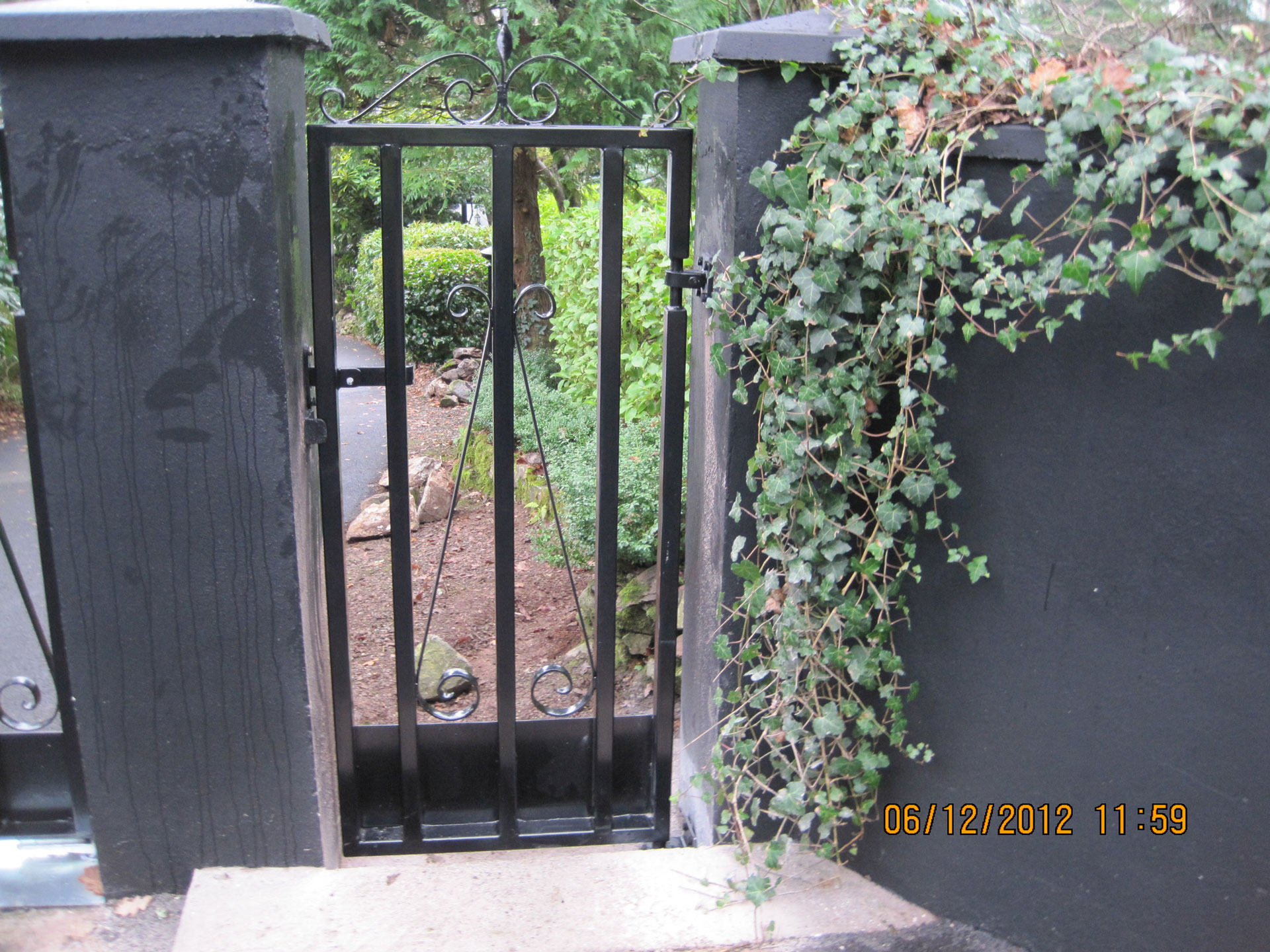 Wrought Iron Gates 2