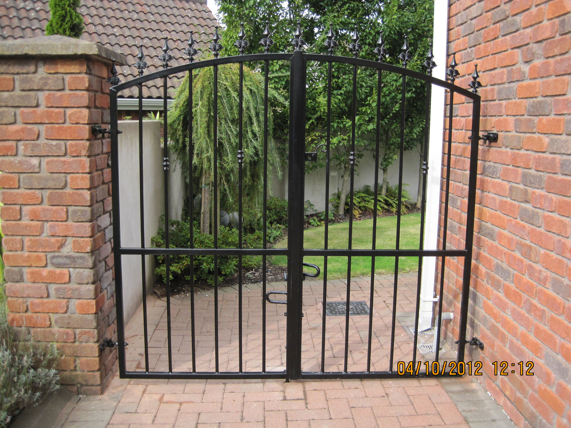 Wrought Iron Gates 3