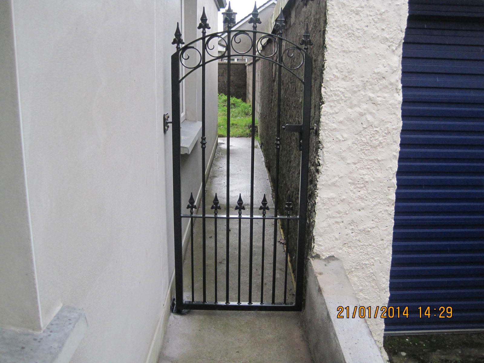 Wrought Iron Gates 2