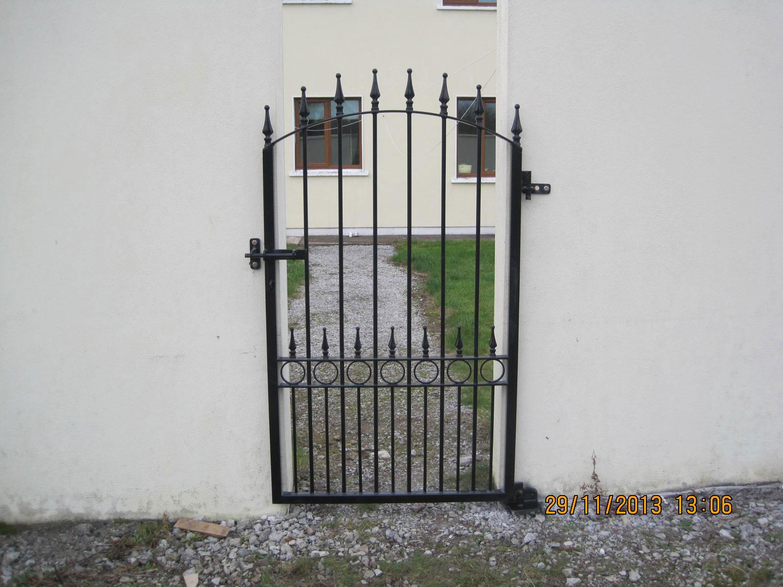 Wrought Iron Gates 3