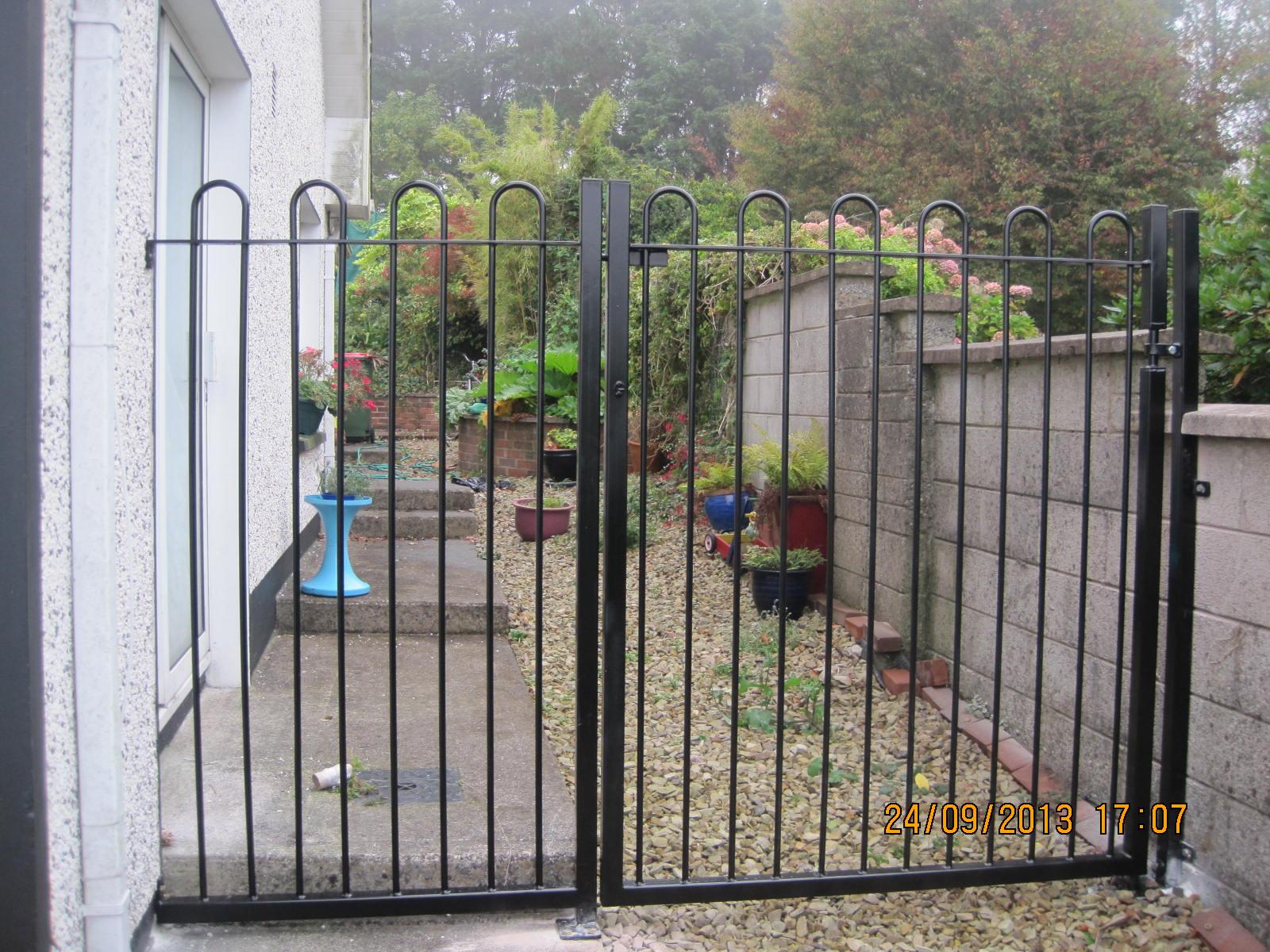 Wrought Iron Gates 4