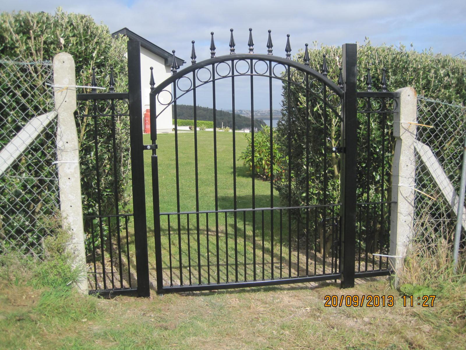 Wrought Iron Gates 5
