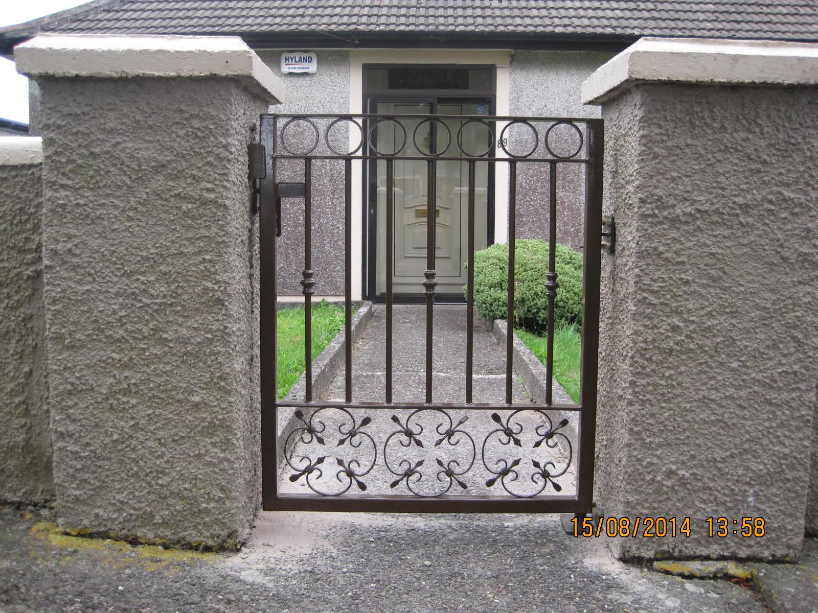 Wrought Iron Gates 7