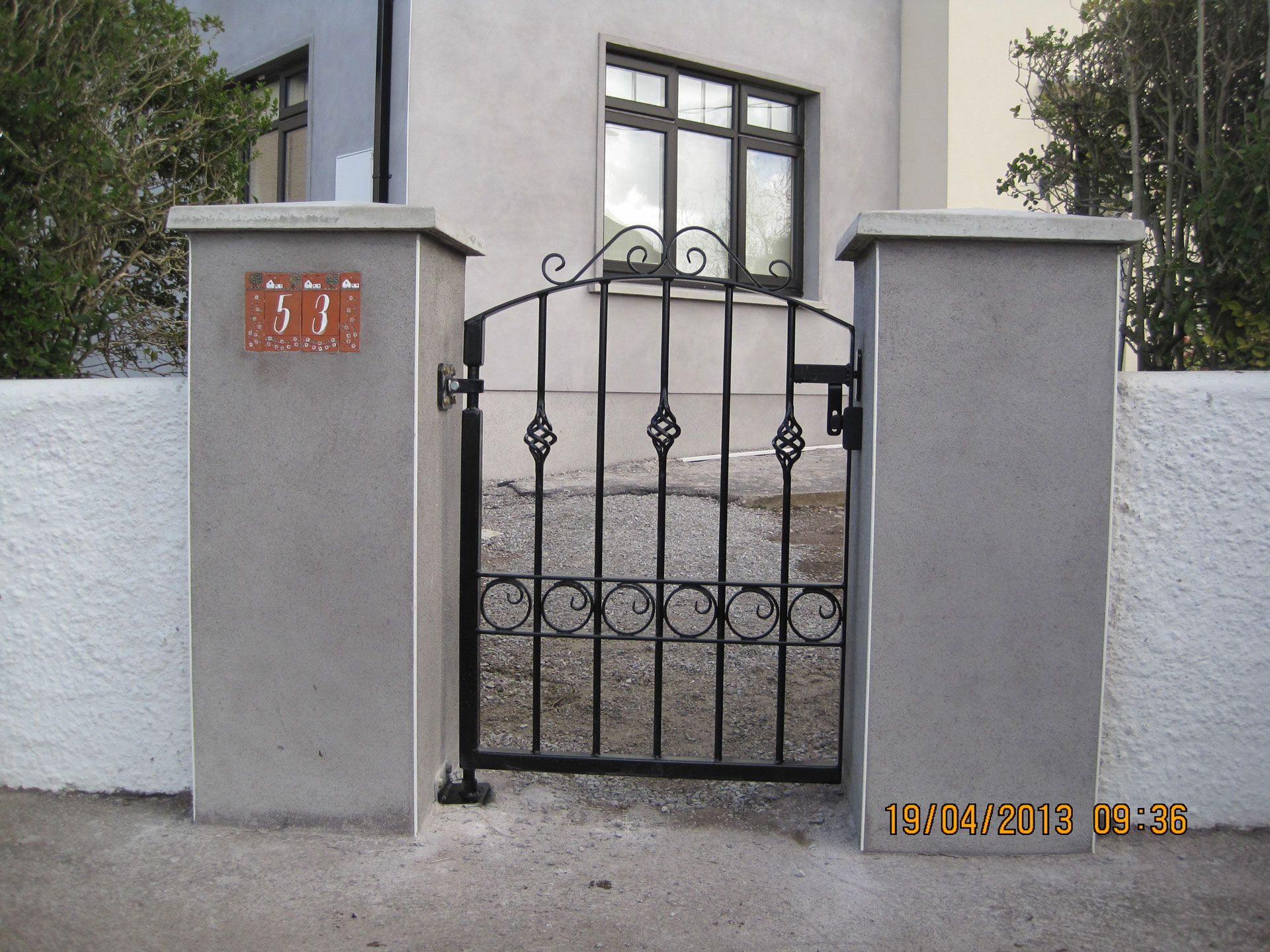 Wrought Iron Gates 6