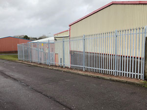 commer-fencing